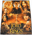 Lord of the Rings Panel Lap Quilt