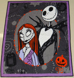 Nightmare Before Christmas Panel Lap Quilt (4 different choices!)