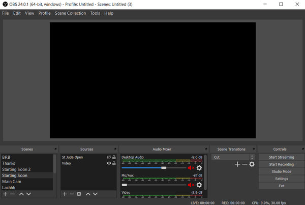 OBS for Streaming & Recording 101