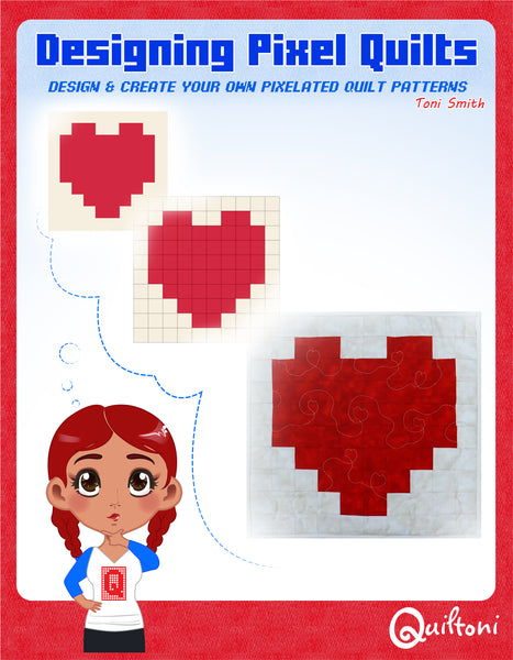 Design & Create your own Pixelated Patterns