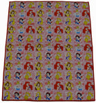 Disney Princesses Panel Lap Quilt