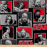 Walking Dead Large Block Zombies