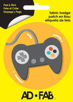 Gamer - Controller - Adhesive Fabric 3 in/ 7.62 cm Badge