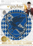 Harry Potter - HP Ravenclaw Crest - Adhesive Fabric 3 in/ 7.62 cm Badge