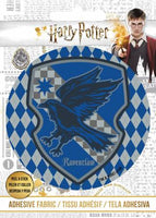 PREORDER Harry Potter - HP Ravenclaw Crest - Adhesive Fabric 3 in/ 7.62 cm Badge