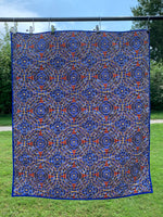 Convention Carpet Panel Quilt - Made to order