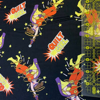 Quilt Girl Fabric