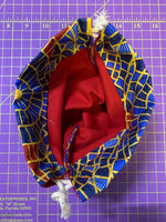 Convention Carpet Dice Bag