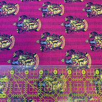 Harry Potter Gryffindor Fabric, Camelot