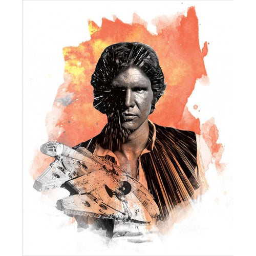 Star Wars Han Solo Fabric Panel, Camelot