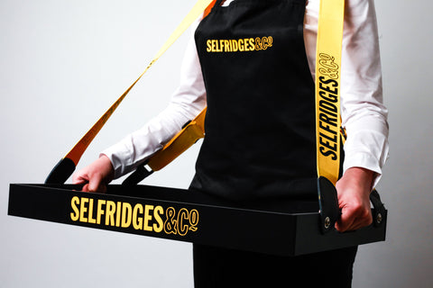 Promotional Apron With Bespoke Logo