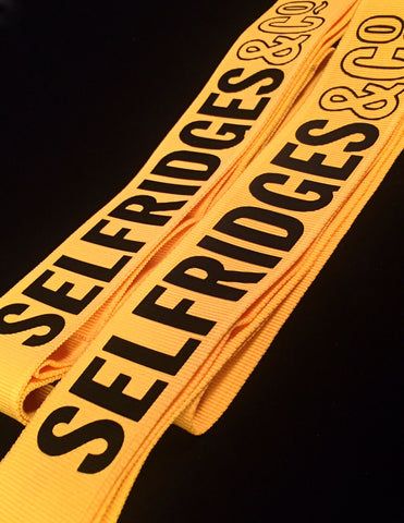 Strap Printing Service - NEW!