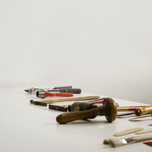 Tools for leather craftsmanship