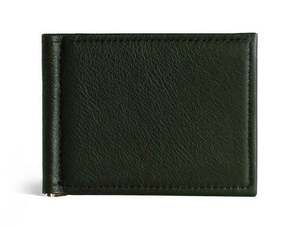 Billfold Wallet - Green