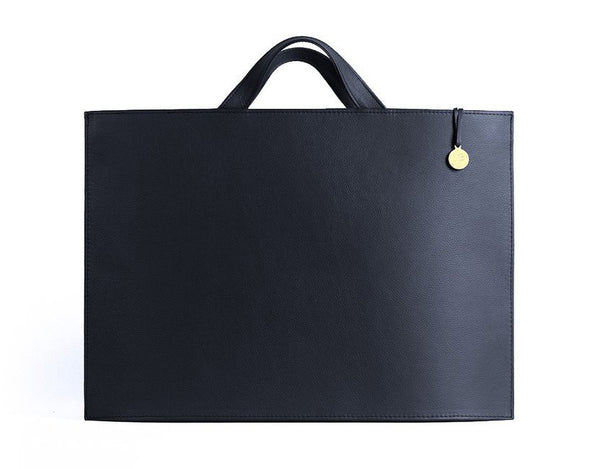Briefcase - Navy Blue