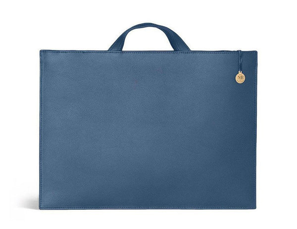 Business Bag - Navy Blue