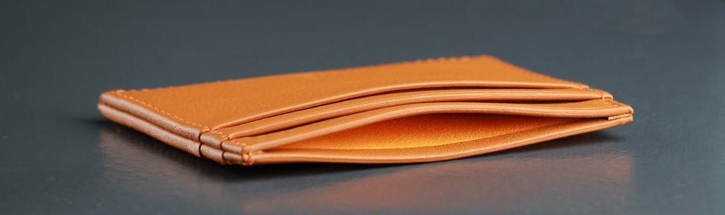 4bbdd0631269a Credit card holder - Handmade of the finest German leather – Munk ...