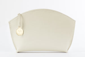 Cosmetic Pouch - Cream