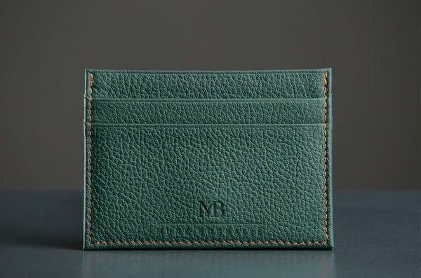 Credit Card Holder - Green
