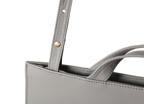 Business Bag - Grey