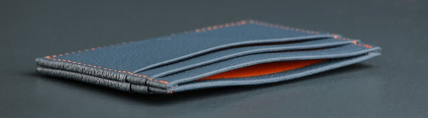 Credit Card Holder - Navy Blue