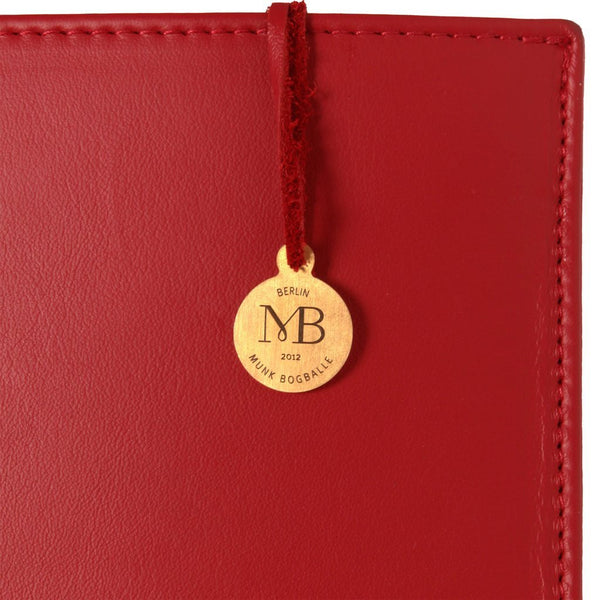 Business Bag - Red