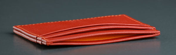 Credit Card Holder - Red