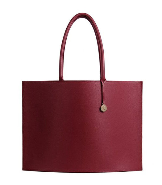 Hermine Tote Bag - Red