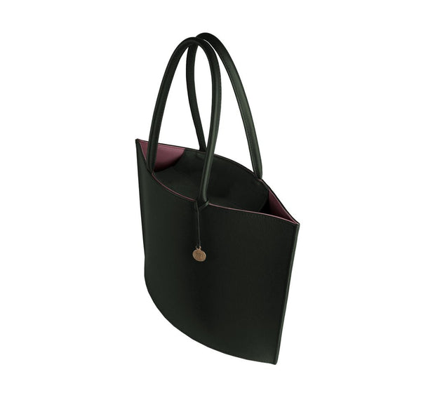Hermine Tote Bag - Green