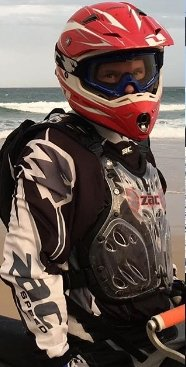 EXOTEC Chest Protector - Roost Factory Hoosier Offroad USA