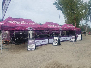 Factory Row Paddock Set Up Collection - Roost Factory Hoosier Offroad USA