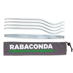 Rabaconda 5 Lever Pro Set in Bag - Roost Factory Hoosier Offroad USA
