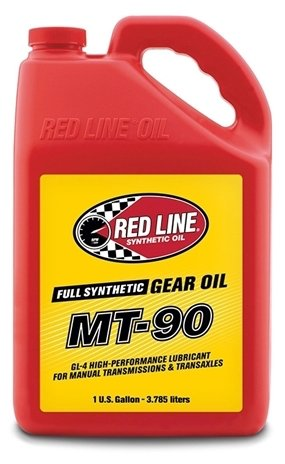 Red Line Oil MT-90 75W90 GL-4 Gear Oil - Roost Factory Hoosier Offroad USA