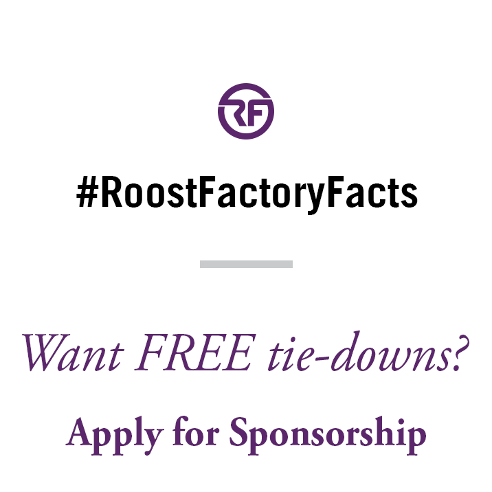 #RoostFactoryFacts - Roost Factory Hoosier Offroad USA