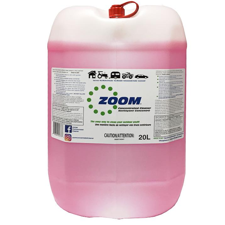 Zoom Cleaner - 20 Liters - Roost Factory Hoosier Offroad USA