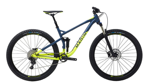 Marin Rift Zone 2 - Full Suspension - 2019