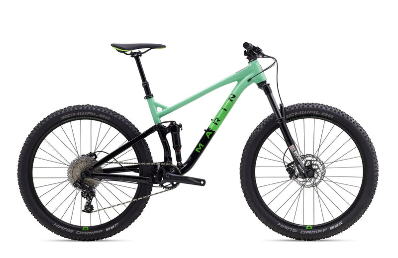 Marin Hawk Hill 2 - Full Suspension - 2019