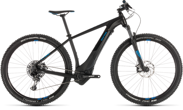 Cube Reaction Hybrid EAGLE 500 black´n´blue 2019