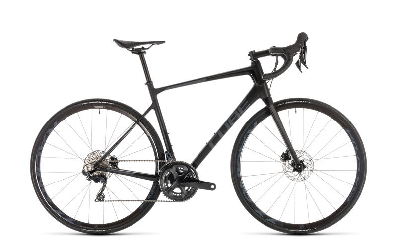 Cube Attain GTC SL Disc carbon´n´grey 2019