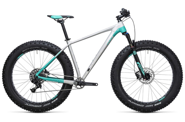 Brugt - Cube Nutrail - Fatbike