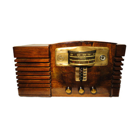 Adornato Antique Radio 3