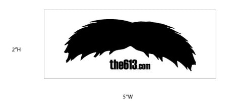The Stache™ - Sticker