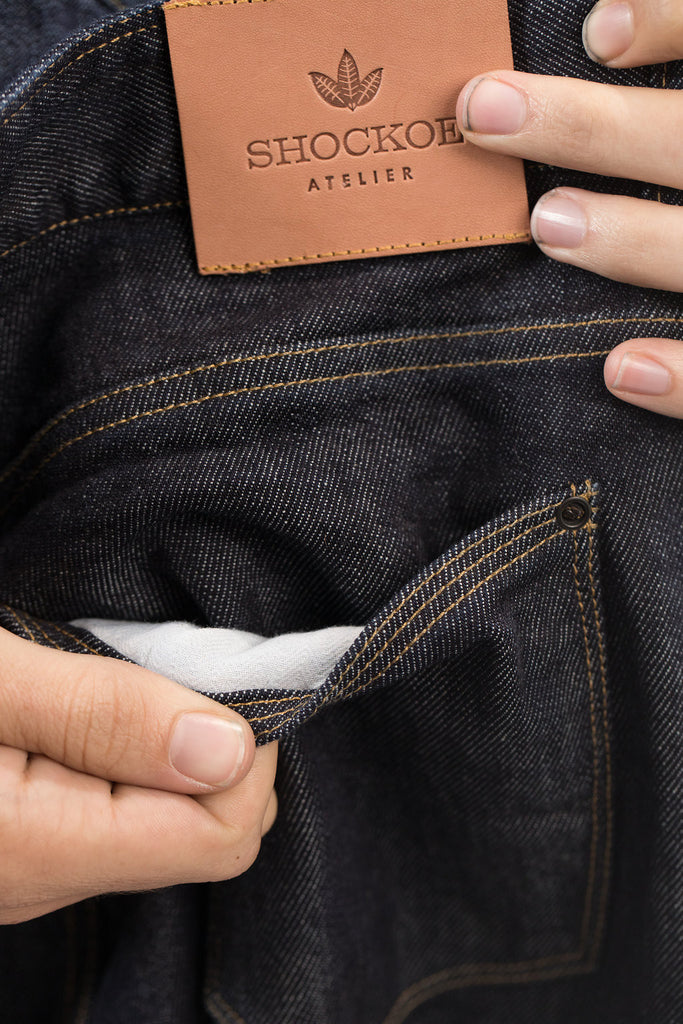 Standard Rinsed Selvedge