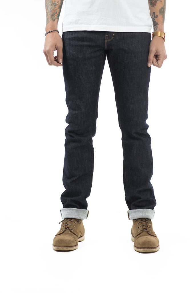 Slim Rinsed Selvedge