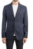 York Blazer in Blue Melange