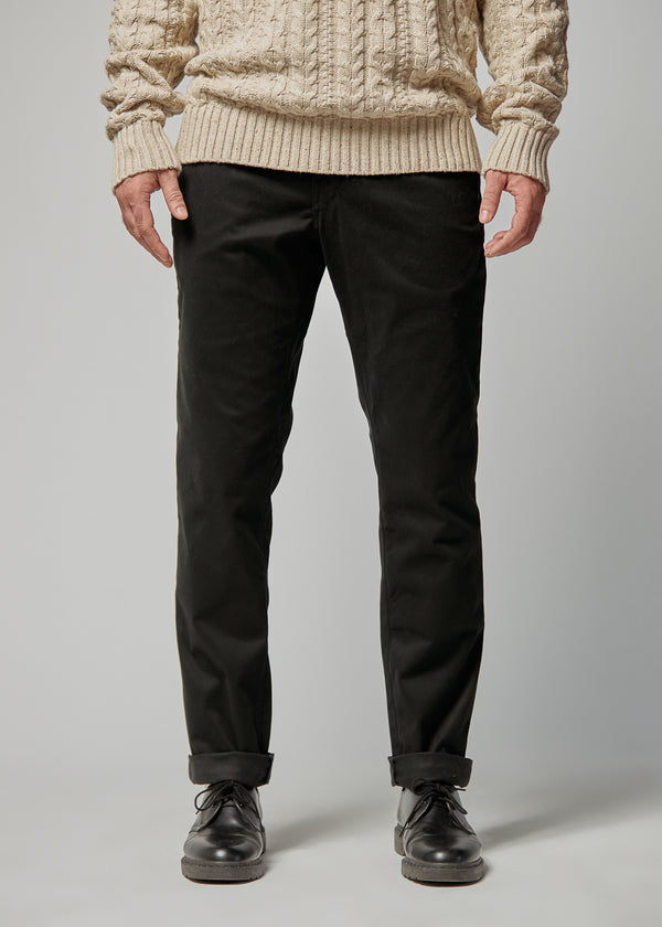 Black Ellis Trouser