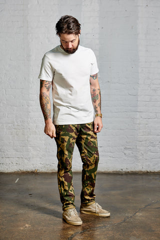 Fatigue Trousers - Olive