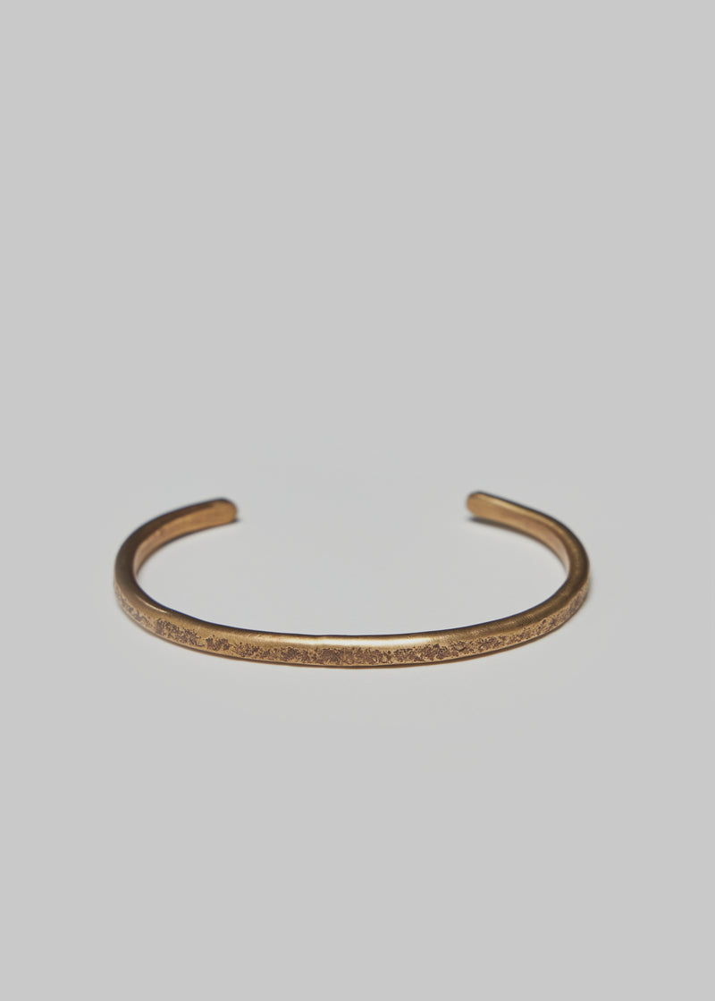 Billy Made For Friends Brass Cuff