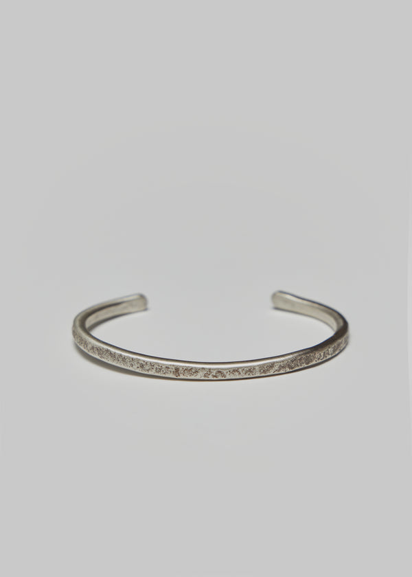 Billy Made For Friends Silver Cuff