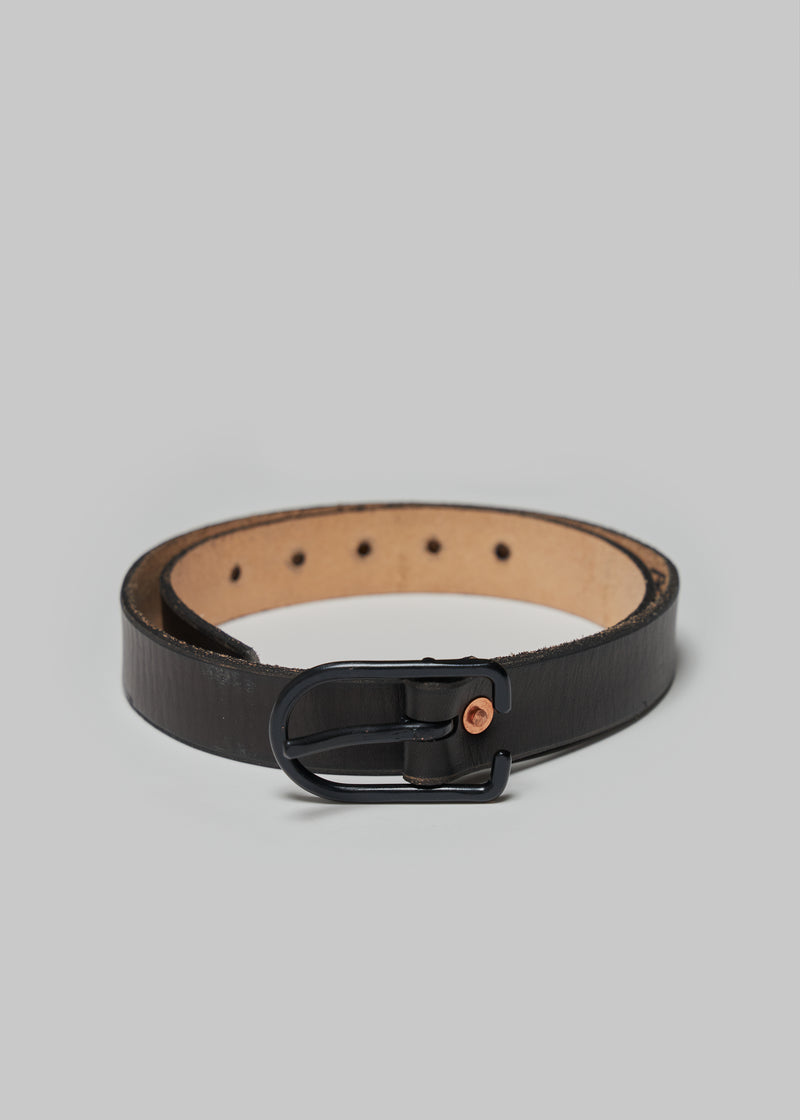Billy Made For Friends Murdered Out Belt